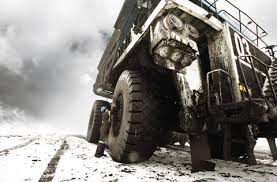 mining tyre pressure